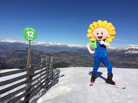 Station de ski de Chabanon - Février 2020